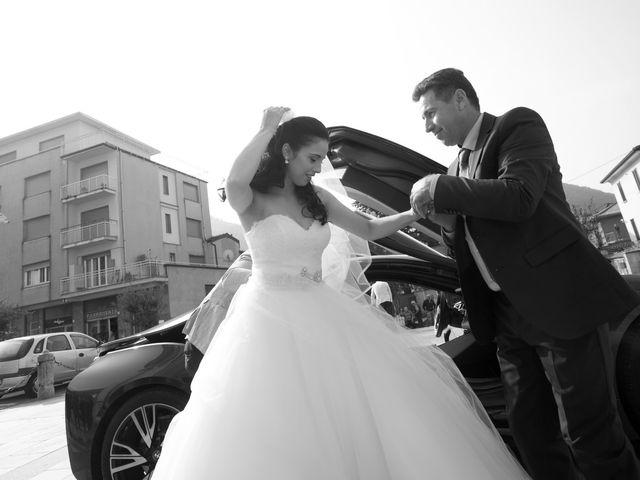 Il matrimonio di Mattia e Madalina a Canzo, Como 43
