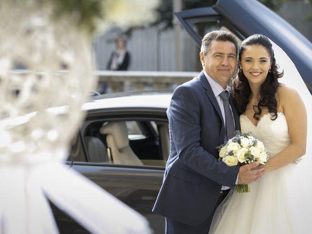 Il matrimonio di Mattia e Madalina a Canzo, Como 44