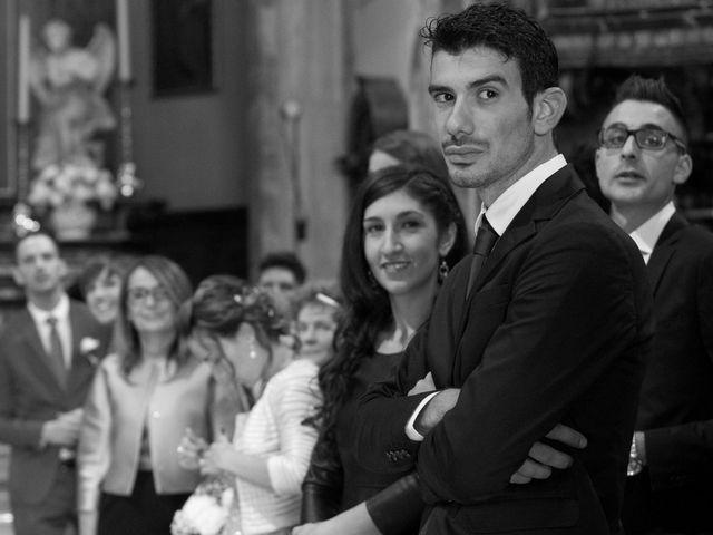 Il matrimonio di Mattia e Madalina a Canzo, Como 46