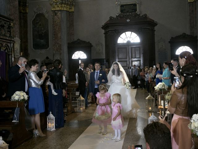 Il matrimonio di Mattia e Madalina a Canzo, Como 50