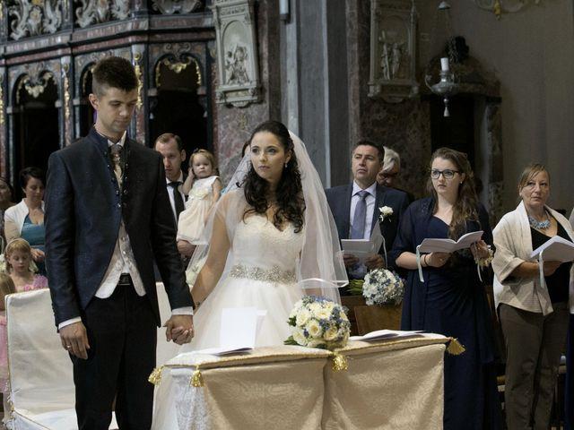 Il matrimonio di Mattia e Madalina a Canzo, Como 52