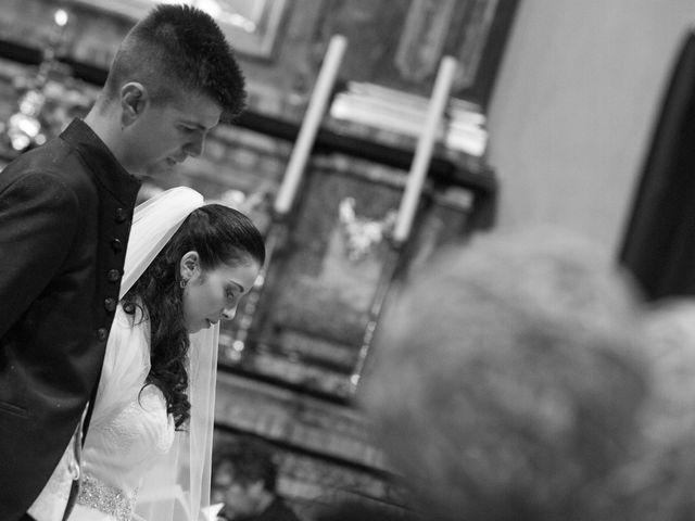 Il matrimonio di Mattia e Madalina a Canzo, Como 53