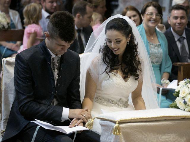 Il matrimonio di Mattia e Madalina a Canzo, Como 56