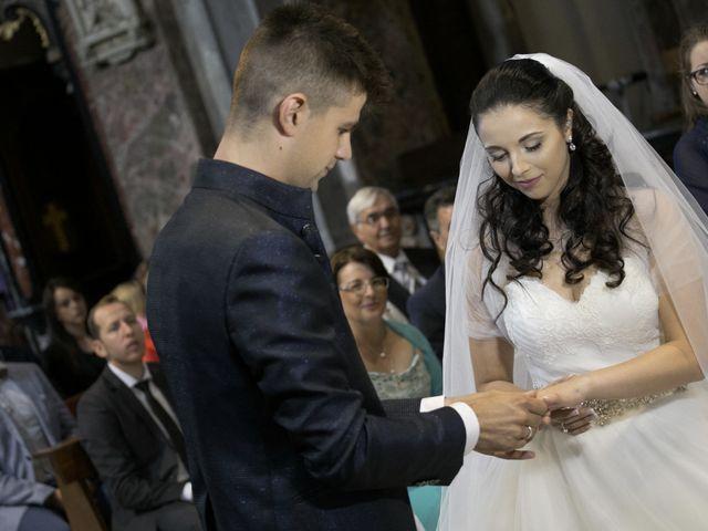 Il matrimonio di Mattia e Madalina a Canzo, Como 57