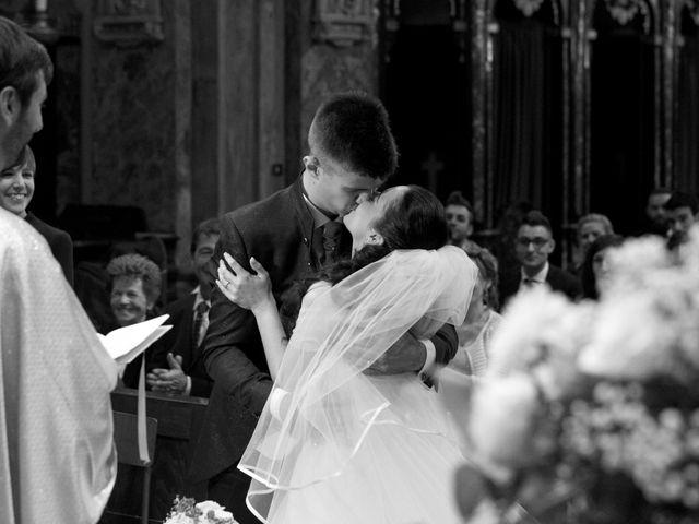 Il matrimonio di Mattia e Madalina a Canzo, Como 2