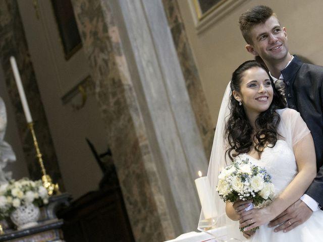 Il matrimonio di Mattia e Madalina a Canzo, Como 62