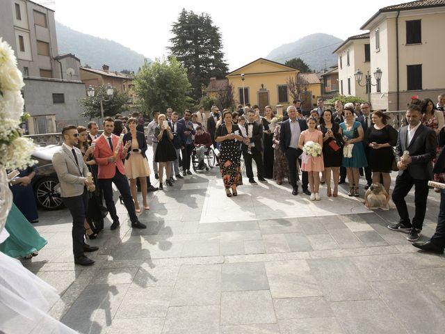 Il matrimonio di Mattia e Madalina a Canzo, Como 63