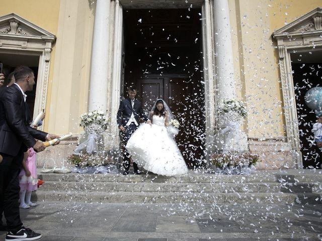 Il matrimonio di Mattia e Madalina a Canzo, Como 64