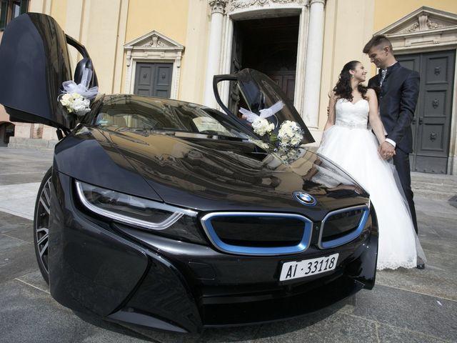 Il matrimonio di Mattia e Madalina a Canzo, Como 69