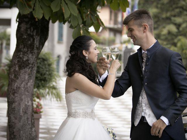 Il matrimonio di Mattia e Madalina a Canzo, Como 84