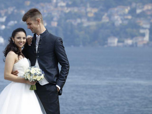Il matrimonio di Mattia e Madalina a Canzo, Como 74