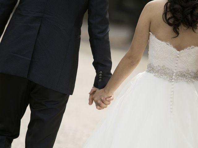 Il matrimonio di Mattia e Madalina a Canzo, Como 81