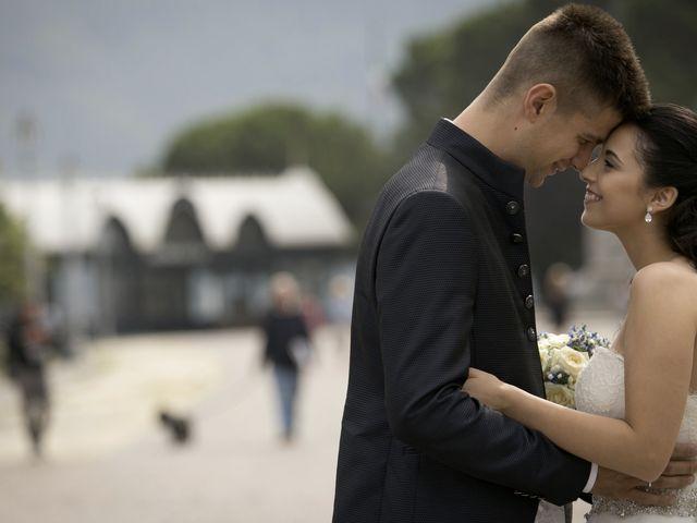 Il matrimonio di Mattia e Madalina a Canzo, Como 79