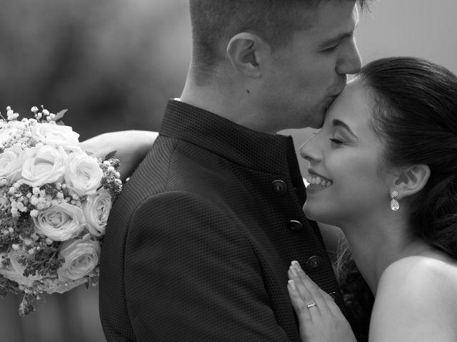 Il matrimonio di Mattia e Madalina a Canzo, Como 3