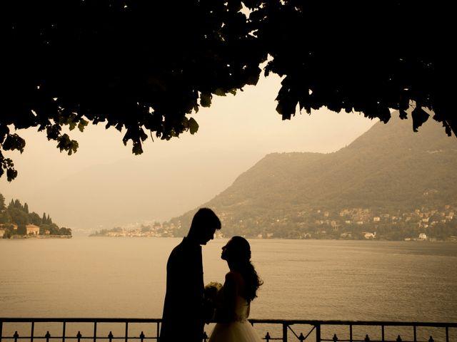 Il matrimonio di Mattia e Madalina a Canzo, Como 95