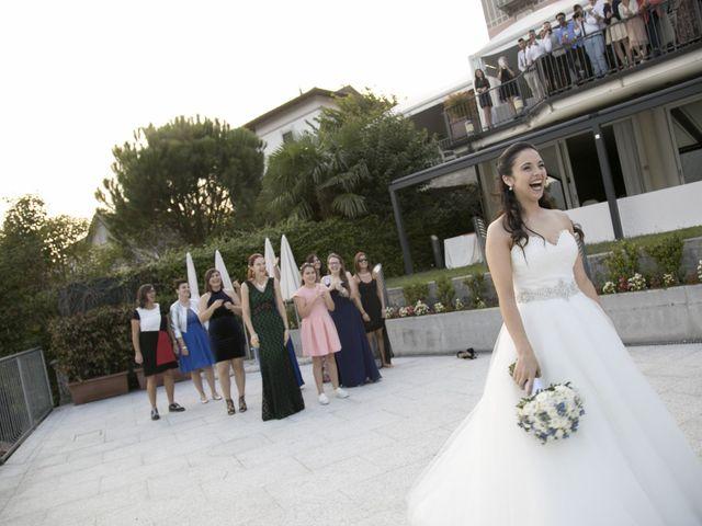 Il matrimonio di Mattia e Madalina a Canzo, Como 92