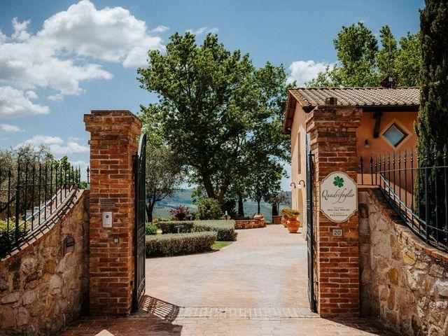 Il matrimonio di Mallery e Luca a Gambassi Terme, Firenze 2