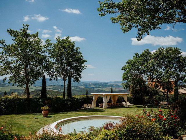 Il matrimonio di Mallery e Luca a Gambassi Terme, Firenze 4