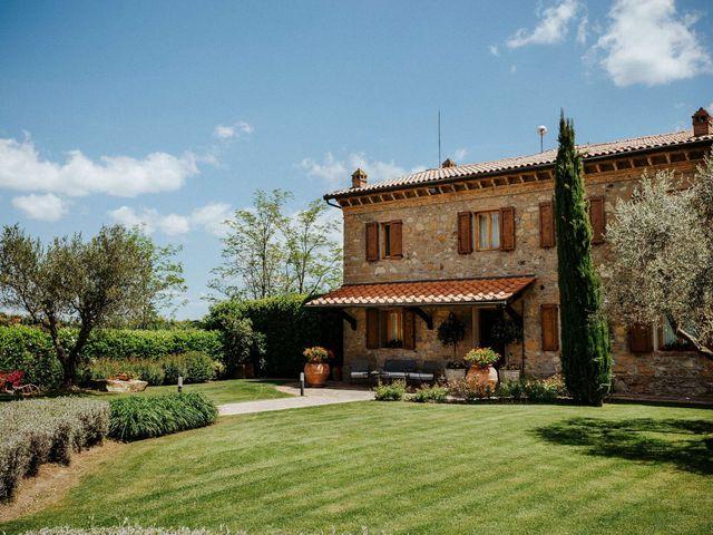 Il matrimonio di Mallery e Luca a Gambassi Terme, Firenze 5