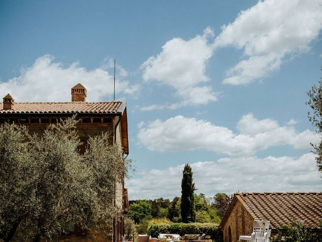 Il matrimonio di Mallery e Luca a Gambassi Terme, Firenze 6