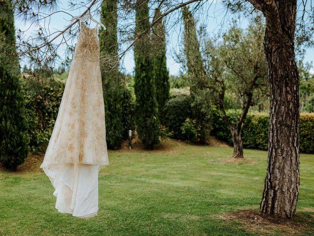 Il matrimonio di Mallery e Luca a Gambassi Terme, Firenze 7