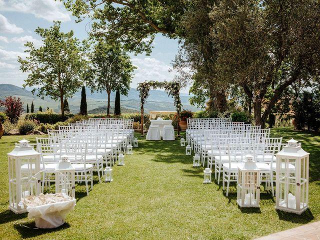Il matrimonio di Mallery e Luca a Gambassi Terme, Firenze 19
