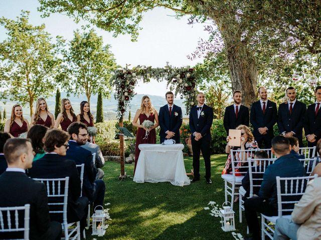 Il matrimonio di Mallery e Luca a Gambassi Terme, Firenze 24