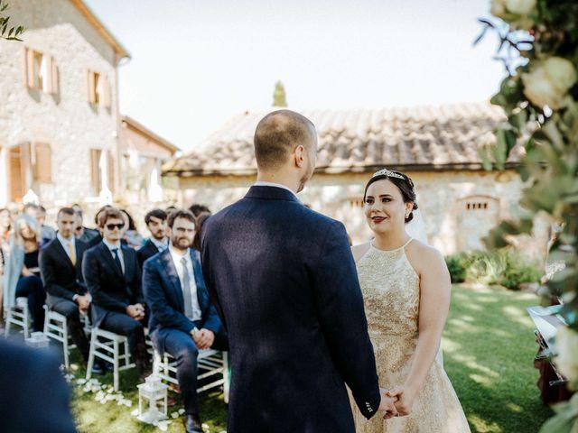 Il matrimonio di Mallery e Luca a Gambassi Terme, Firenze 29