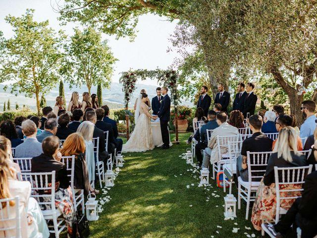 Il matrimonio di Mallery e Luca a Gambassi Terme, Firenze 30