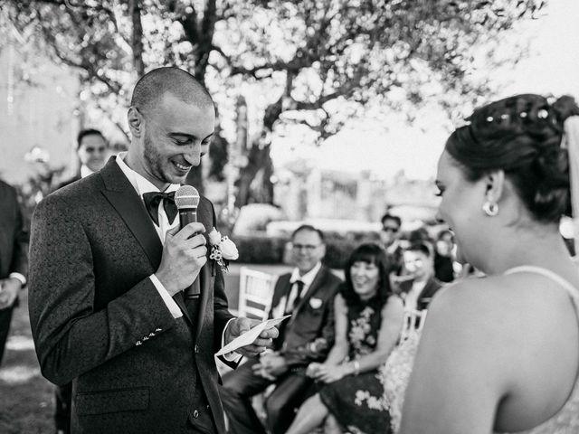 Il matrimonio di Mallery e Luca a Gambassi Terme, Firenze 31