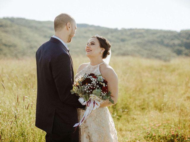 Le nozze di Luca e Mallery