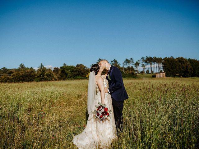 Il matrimonio di Mallery e Luca a Gambassi Terme, Firenze 39