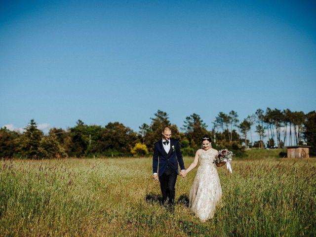 Il matrimonio di Mallery e Luca a Gambassi Terme, Firenze 40