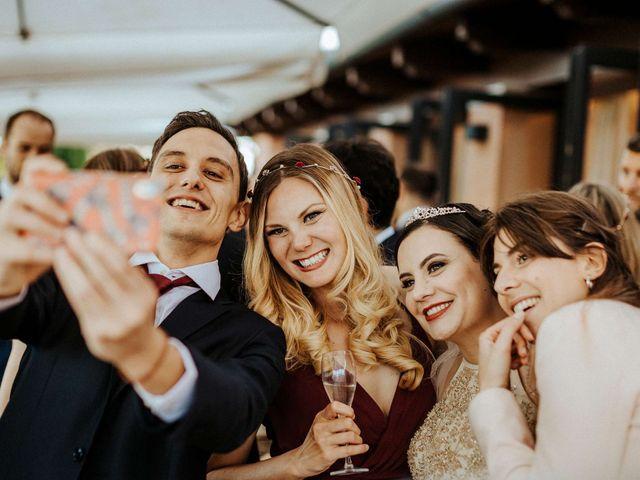 Il matrimonio di Mallery e Luca a Gambassi Terme, Firenze 51