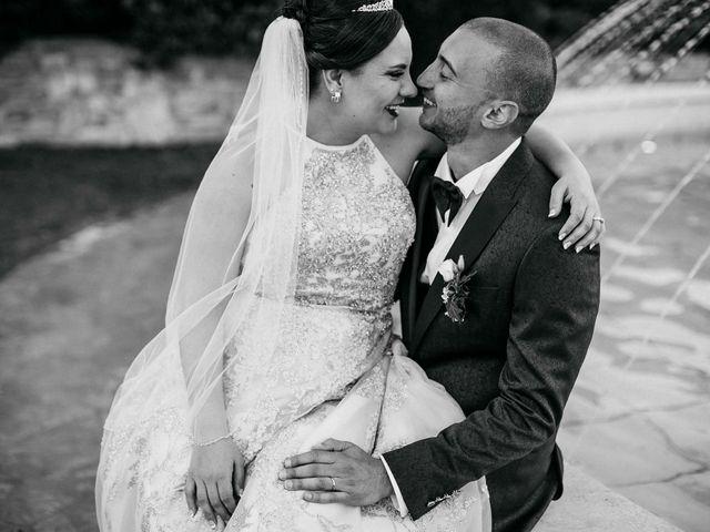 Il matrimonio di Mallery e Luca a Gambassi Terme, Firenze 53