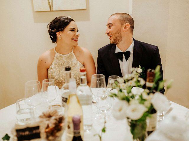 Il matrimonio di Mallery e Luca a Gambassi Terme, Firenze 55