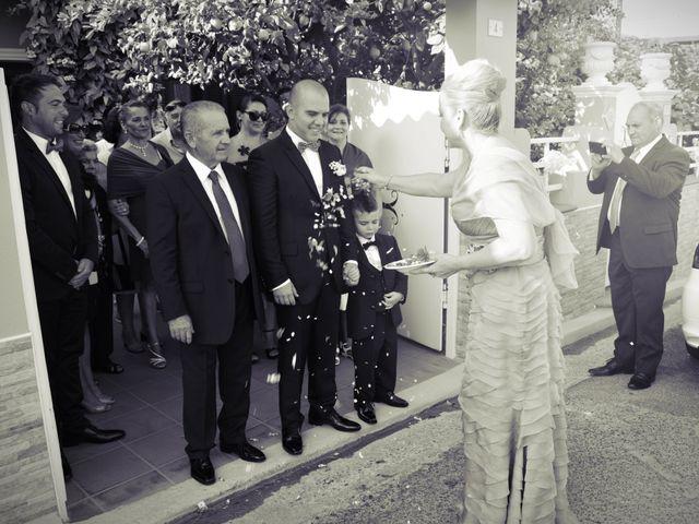 Il matrimonio di Salvatore e Maddalena a Maracalagonis, Cagliari 15