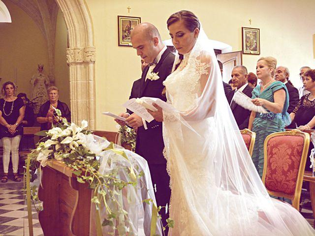 Il matrimonio di Salvatore e Maddalena a Maracalagonis, Cagliari 33