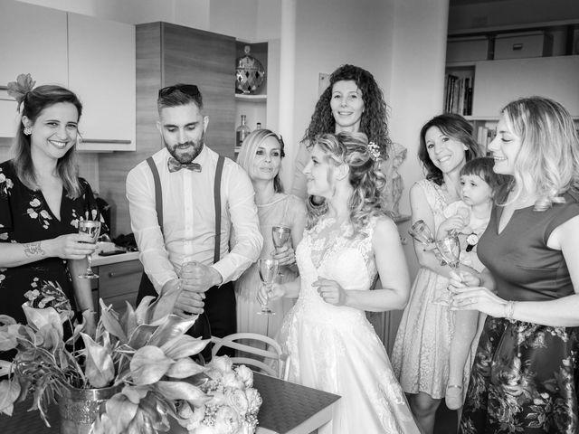 Il matrimonio di Andrea e Benedetta a Vimercate, Monza e Brianza 9
