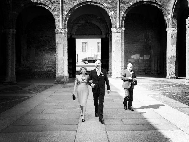 Il matrimonio di Andrea e Benedetta a Vimercate, Monza e Brianza 11