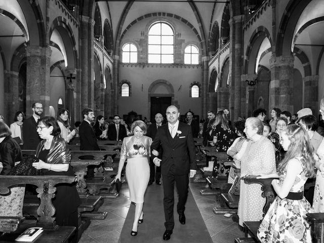 Il matrimonio di Andrea e Benedetta a Vimercate, Monza e Brianza 13