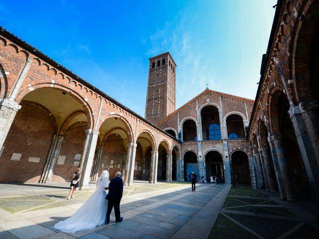 Il matrimonio di Andrea e Benedetta a Vimercate, Monza e Brianza 14