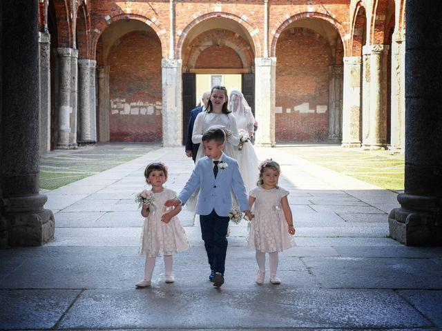 Il matrimonio di Andrea e Benedetta a Vimercate, Monza e Brianza 15