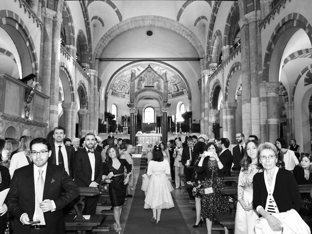 Il matrimonio di Andrea e Benedetta a Vimercate, Monza e Brianza 16