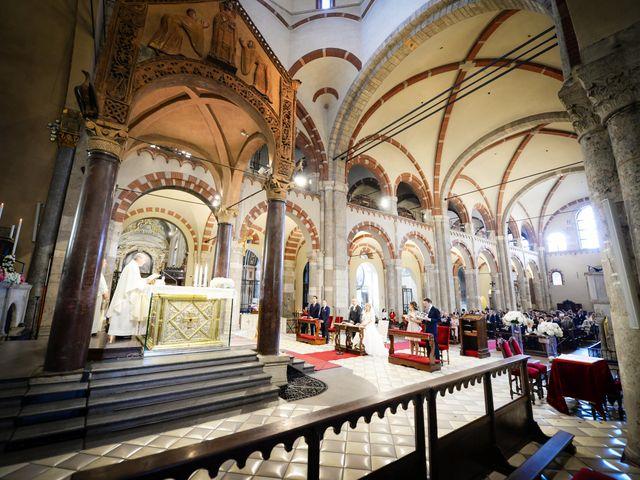 Il matrimonio di Andrea e Benedetta a Vimercate, Monza e Brianza 17