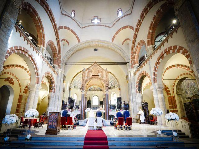Il matrimonio di Andrea e Benedetta a Vimercate, Monza e Brianza 18
