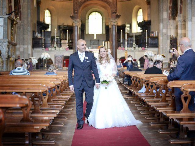 Il matrimonio di Andrea e Benedetta a Vimercate, Monza e Brianza 20