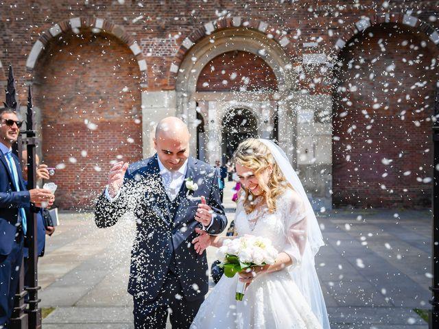 Il matrimonio di Andrea e Benedetta a Vimercate, Monza e Brianza 21
