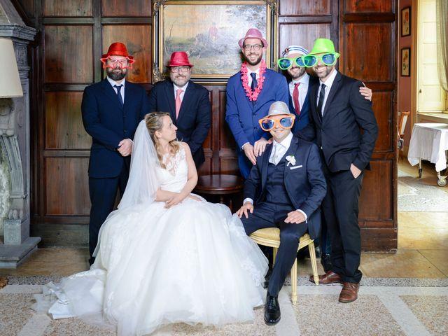Il matrimonio di Andrea e Benedetta a Vimercate, Monza e Brianza 25