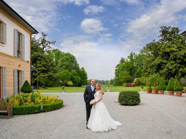 Il matrimonio di Andrea e Benedetta a Vimercate, Monza e Brianza 27